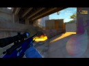 2 BULLET 3 KILLS (NICE SHOT WITH AWP) - [CS:GO]