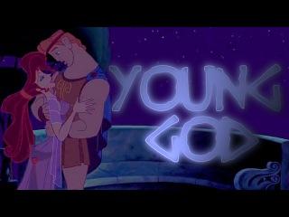 Young god [hercules]