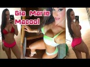 Gia Marie Macool - American Fitness Model / Hot Posing Workouts