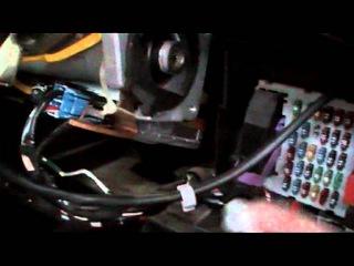 FIAT PUNTO POWER STEERING REPAIR.PART 2