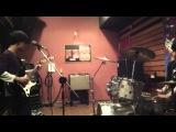 Post Math Rock GuitarDrum Jam Session