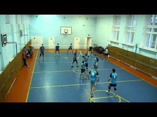 6.Товарищеская встреча MG - Фастдев  (Волейбол в Ижевске)