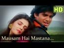 Mausam Hai Mastana Sunil Shetty Mamta Kulkarni Waqt Hamara Hai Bollywood Songs Alka