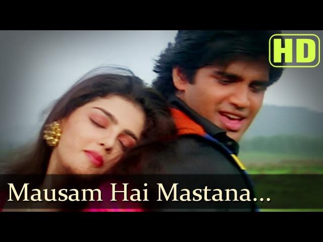 Mausam Hai Mastana | Sunil Shetty | Mamta Kulkarni | Waqt Hamara Hai | Bollywood Songs | Alka