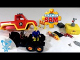 Fireman Sam Fire Truck Venus Toys Teardown Feuerwehrmann Sam Video for Children