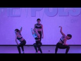 Easy Lorde by Son Lux Sierra, Tori, Kaylyn, Genneya Choreographer - Janelle Ginestra