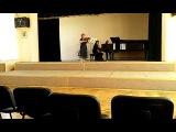 Франсис Пуленк. Соната для скрипки и фортепиано.