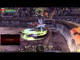 Dragon Nest PvP Windwalker Gameplay