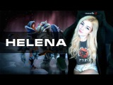 HelenaLive and Admiral Bulldog stream (LOL player in Dota 2) 28.10.2015