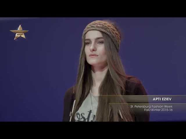 Fashion One APTI EZIEV St Petersburg Fashion Week FW 2015/16