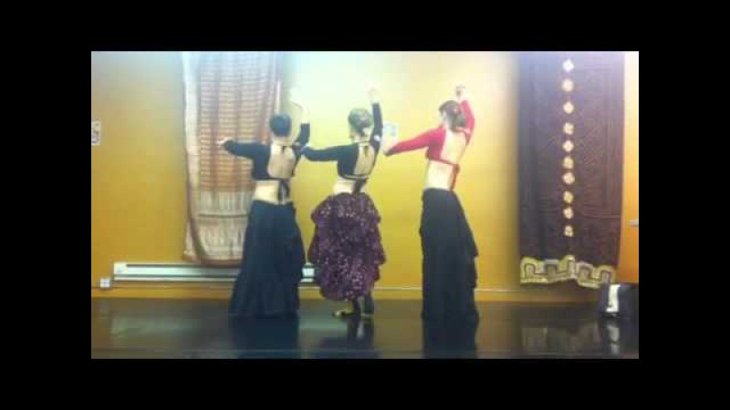 11 Slow Drill With Suzanne, Marsha and Sandi
