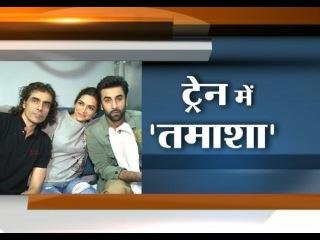 Tamasha: Ranbir Kapoor, Deepika Padukone and Imtiaz Ali Exclusive Interview