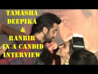 Uncut Event | Tamasha | Delhi Promotions | Ranbir Kapoor Deepika Padukone