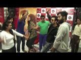 Ranbir and Deepika Tamaasha at Fever Studio