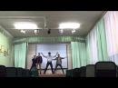 Наши репетиции, старое время (Нецензурная лексика и сцены насилия)