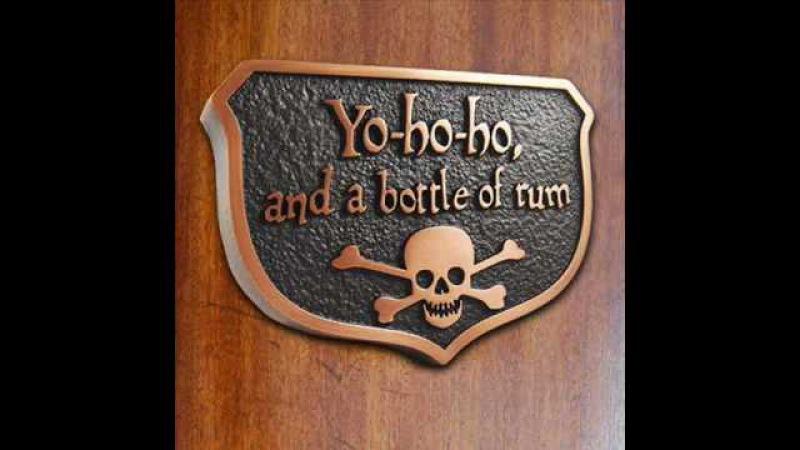 Yo, Ho, Ho, and a Bottle of Rum!!