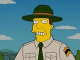 Симпсоны/The Simpsons (1989 - ...) Фрагмент (сезон 18, эпизод 5; русский язык)