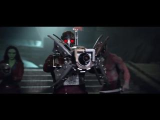 Стражи Галактики/Guardians of the Galaxy (2014) Превью трейлера №2