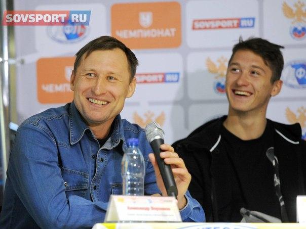 Первый тренер братьев Миранчуков: Антон и Лёша должны играть в основе