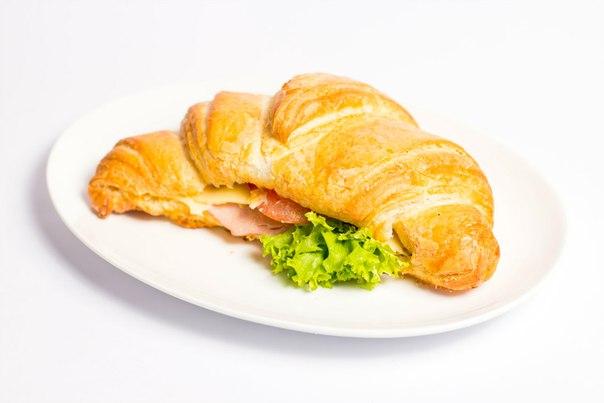 Круаса́н (фр. croissant, досл. «півмісяць»)