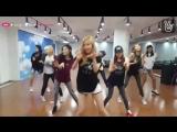 Girls Generation 소녀시대 - Lion Heart Dance Practice