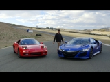 Ignition 143 2017 Acura NSX  The Slowest Supercar in the World [BMIRussian]
