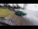 Drift Vine | Tandem train with Formula Drift pilots
