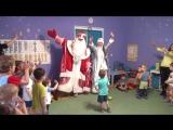 Дед Мороз и Снегурочка в детском саду.