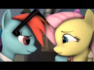 My little pony Business pony [SFM]