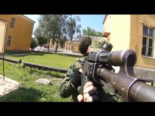 АК-74М - Тактичекая перезарядка - Варианты