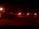 Факельное шествие. Приоратский дворец. 16.05.2015