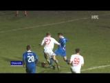 Zagreb - Dinamo 1-2, golovi, 14.02.2016. HD