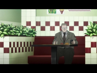 AniDub Jormungand: Perfect Order | Ёрмунганд ТВ-2 09 Trina_D, Sad_Kit