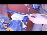 Самодельная стойка для дрели своими руками.Часть6.Homemade drill press