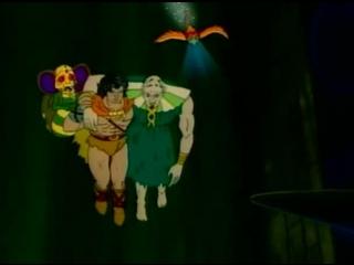 Приключения Конана-Варвара 60 серия из 65 / Conan: The Adventurer Episode 60 / Конан: Искатель Приключений 60 серия (1992 – 1993