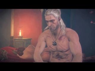 Секс в Ведьмаке