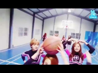 151113 TWICE Cheer Leader Ver Stage