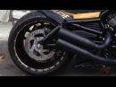 2014 Harley Night Rod Special VRSCDX Custombike Daytona mit 280er Rearwheel Arnott Airride