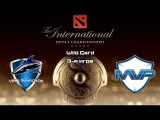 Vega vs MVP Phoenix | TI 2015, Wild Card, 3-я игра, 26.07.2015