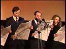 Дом Актёра. Вечер к 60-л. режиссера ЛенТЮЗа З.Я.Корогодского Зал ЦДА 1986г.