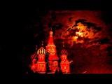 Храм Василия Блаженного, Красная площадь - фестиваль света. Москва, 2015.