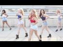"Ke$ha ""Crazy Kids"" ft. Will.i.am Official Music Video- Choreography Dance- Diamond Divas ENT"