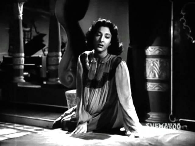 Aa Jao Tadapte Hain Arman- Nargis - Awaara - Lata Mangeshkar - Evergreen Hindi Songs