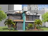Google Sketchup - Speed Build - New York Architects