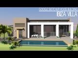 Google Sketchup - Speed build - Ibiza Villa