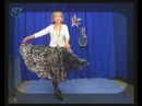 Лоскутное шитье Шьем из ситца нарядную юбку трапецию без выкройки и примерок Мастер класс