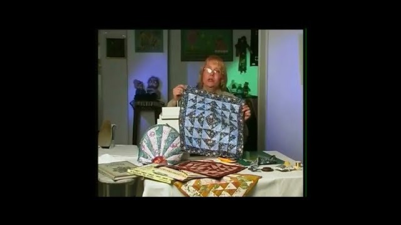 Лоскутное шитье Шьем салфетку в технике лоскутная мозаика Мастер класс