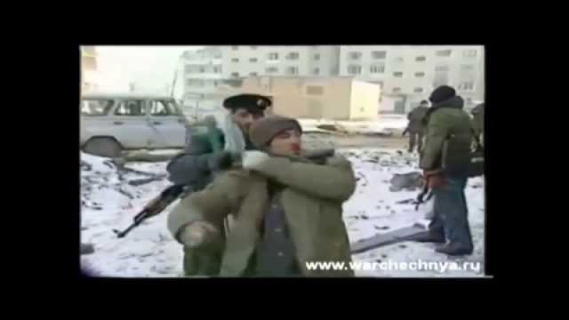 Солдат Удачи Чечня