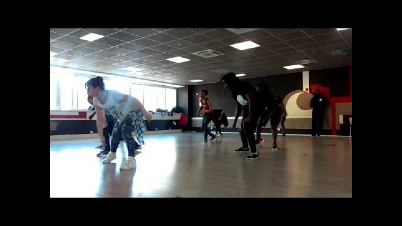 Workshop Afrobeatz by Boombastik (Afraw Team) and Lionel