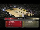 New Mexico vs Purdue 12.05.2015  NCAA basketball 2015-16